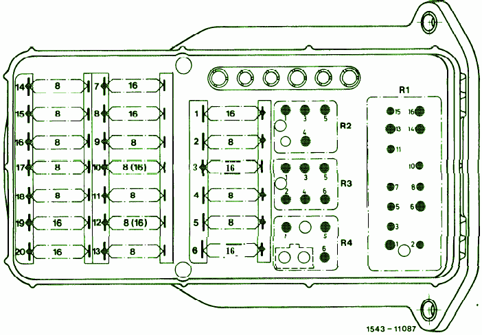 october 2012   mercedes fuse box diagram