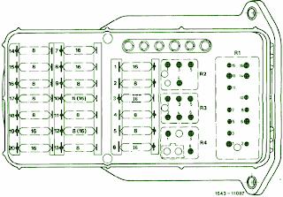 fuse box diagram mercedes e190 1988 mercedes fuse box diagram