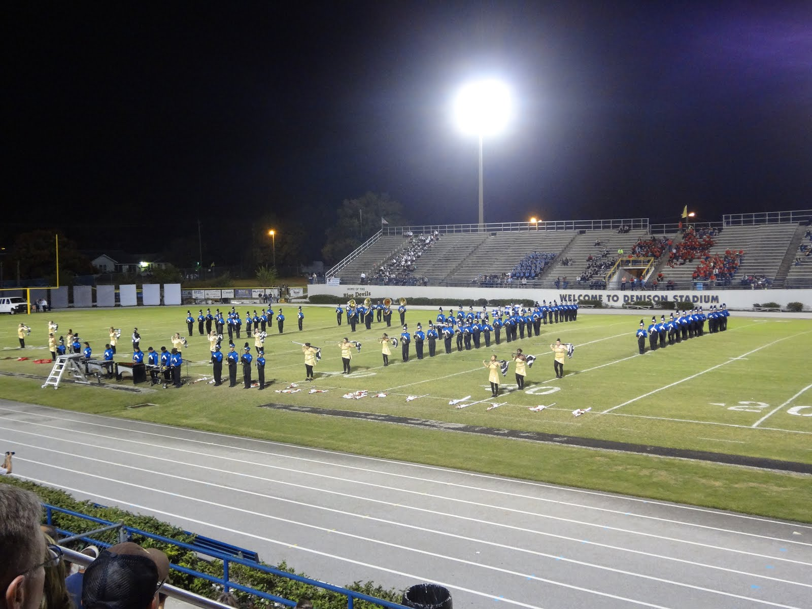 2015 Marching MPA in Winter Haven, FL