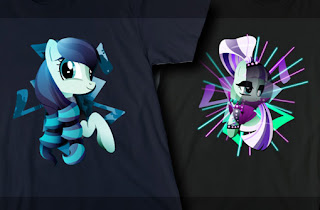 Our My Little Pony Shirts