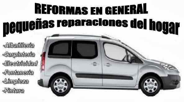 Pequeñas reparaciones