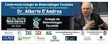 2015 Conferencia colegio biotecnologos de tucumán II.