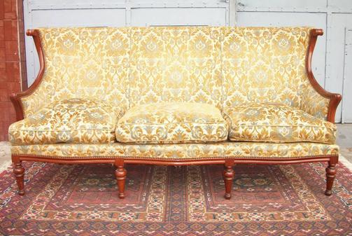 Fotos de sofas sofas sillones coloniales - Sofas estilo colonial ...