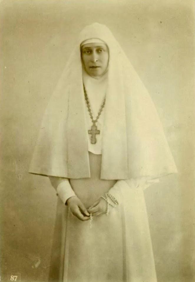 Monahia Elisabeta, Marea Ducesă a Rusiei