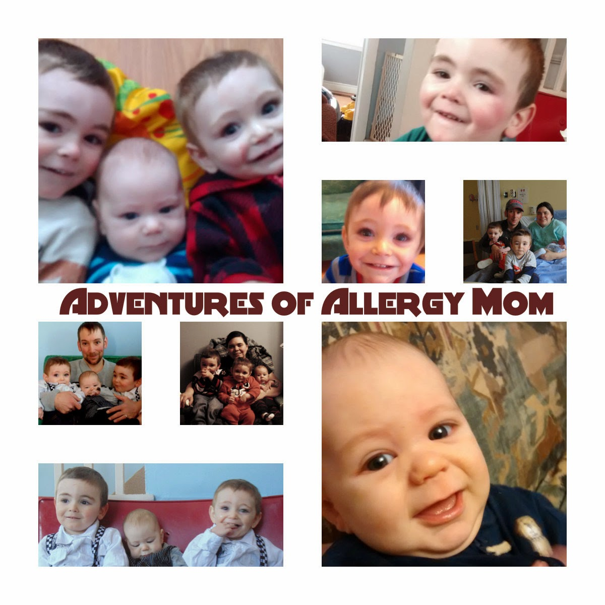 Adventures of Allergy Mom