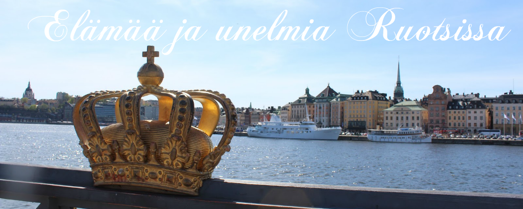 Elämää ja unelmia Ruotsissa