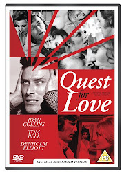 QUEST FOR LOVE - UK RELEASE MARCH 26TH 2012!