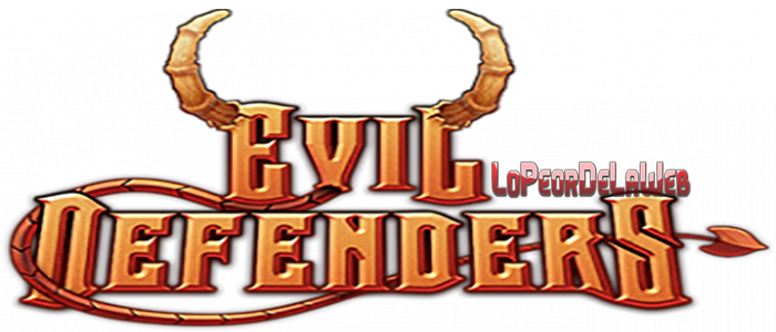 Evil Defenders Multilenguaje (Castellano) [Mega]