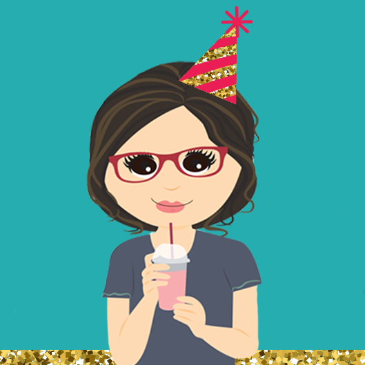 Aniversário do Milkshake de Palavras