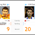 siaran langsung perlawanan akhir lee chong wei vs lin dan badminton olimpik london 2012  final stage