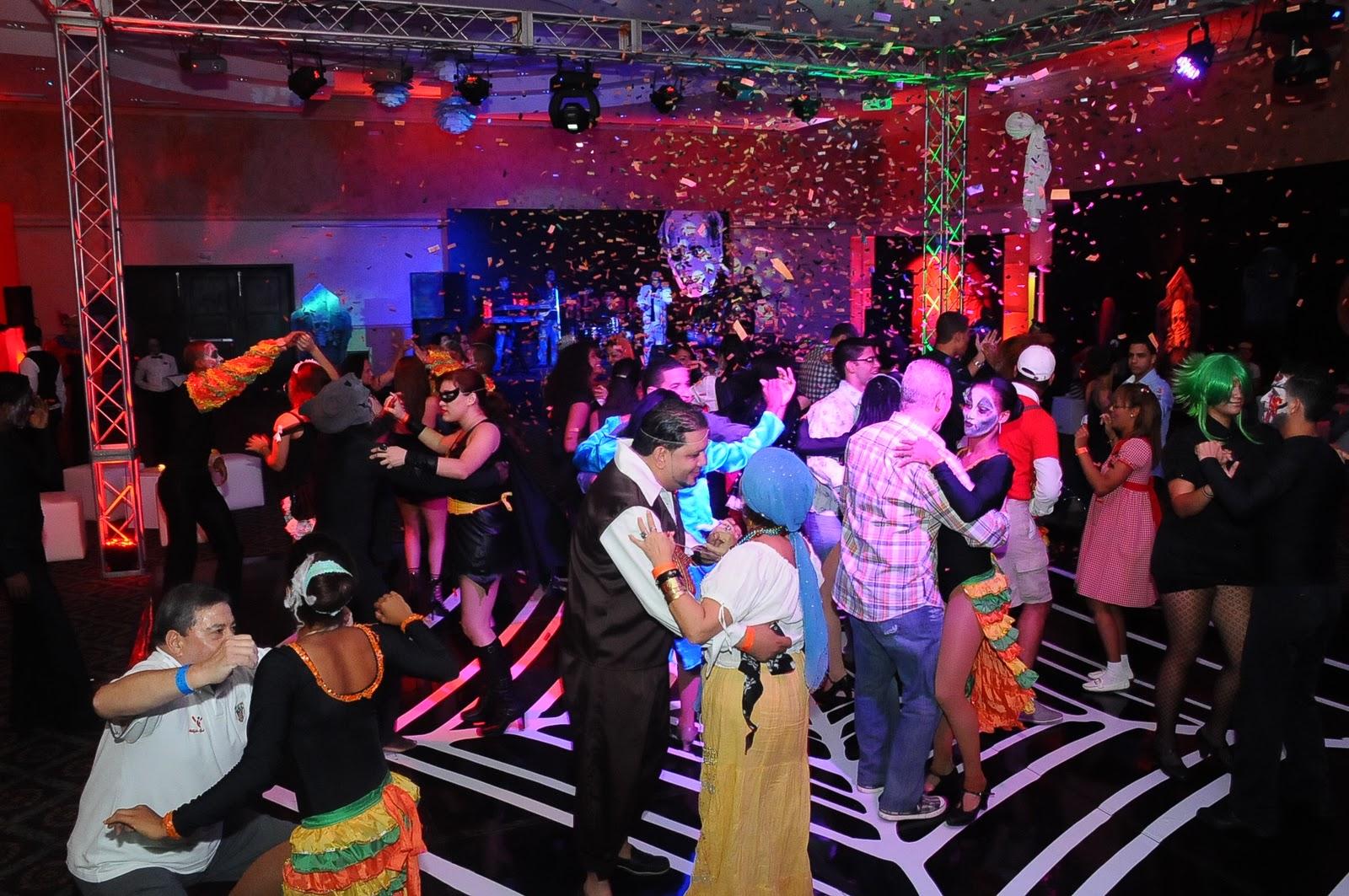Crazy Halloween en Dominican Fiesta | Dominican Fiesta Hotel ...