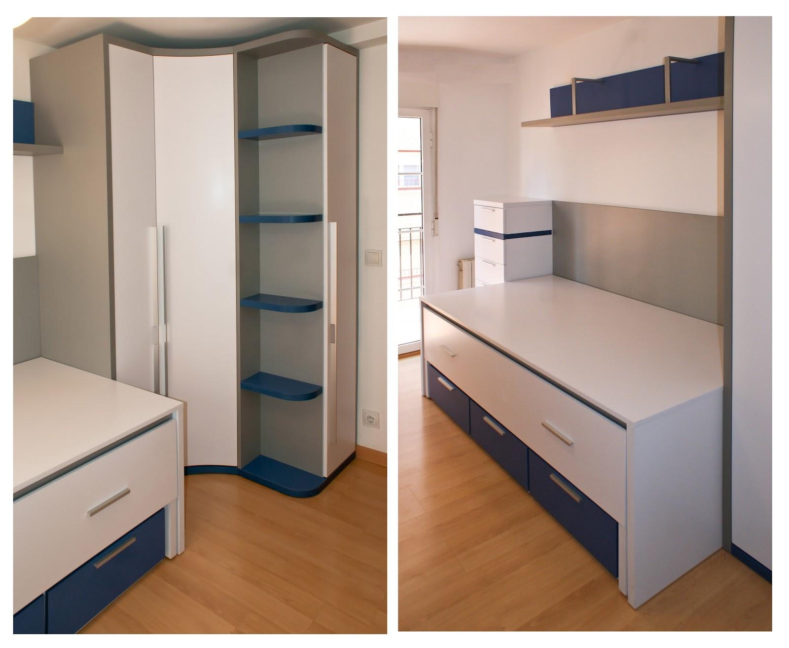 Blog de muebles soluciones zaragoza - Armarios de esquina a medida ...