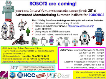 Robotics Summer Institute for Middle & High School Teachers