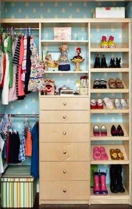 Decoracion interiores bebes dise ar y ordenar un armario infantil - Disenar un armario ...