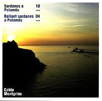 Portada del CD Sardanes a Palamós X