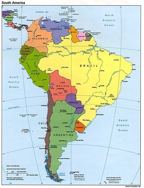 hora sudamerica: