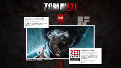 ZombiU Online Web Comic - We Know Gamers