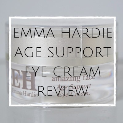 Emma Hardie Age Support Eye Cream Review