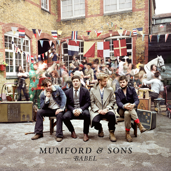 Mumford & Sons - Babel (Deluxe Version) Cover