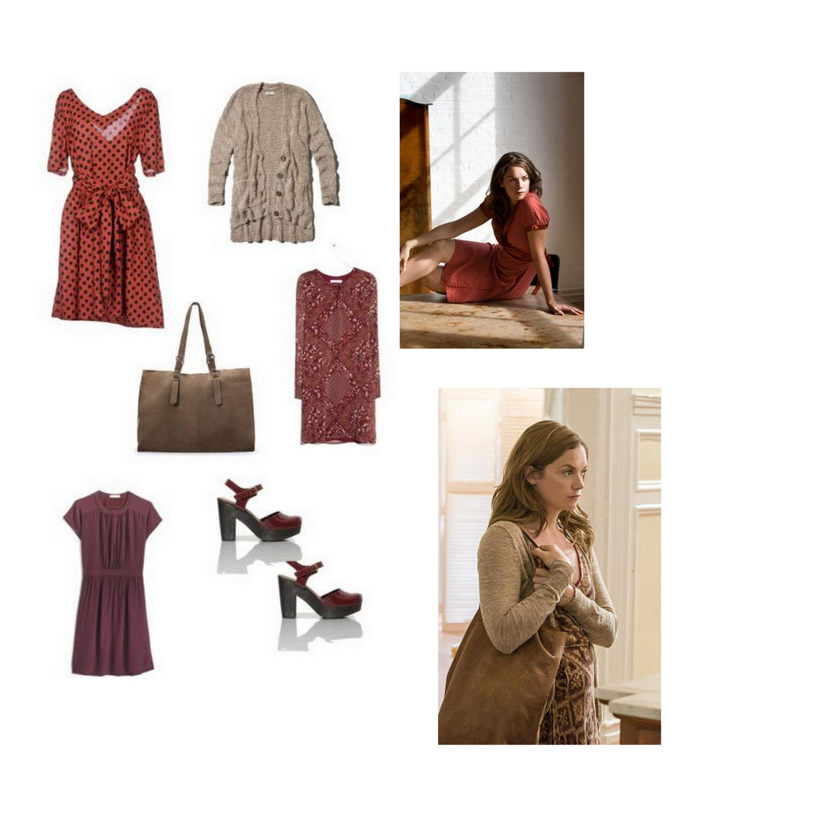 Summer wear Alison The Affair style How to wear Summer dresses