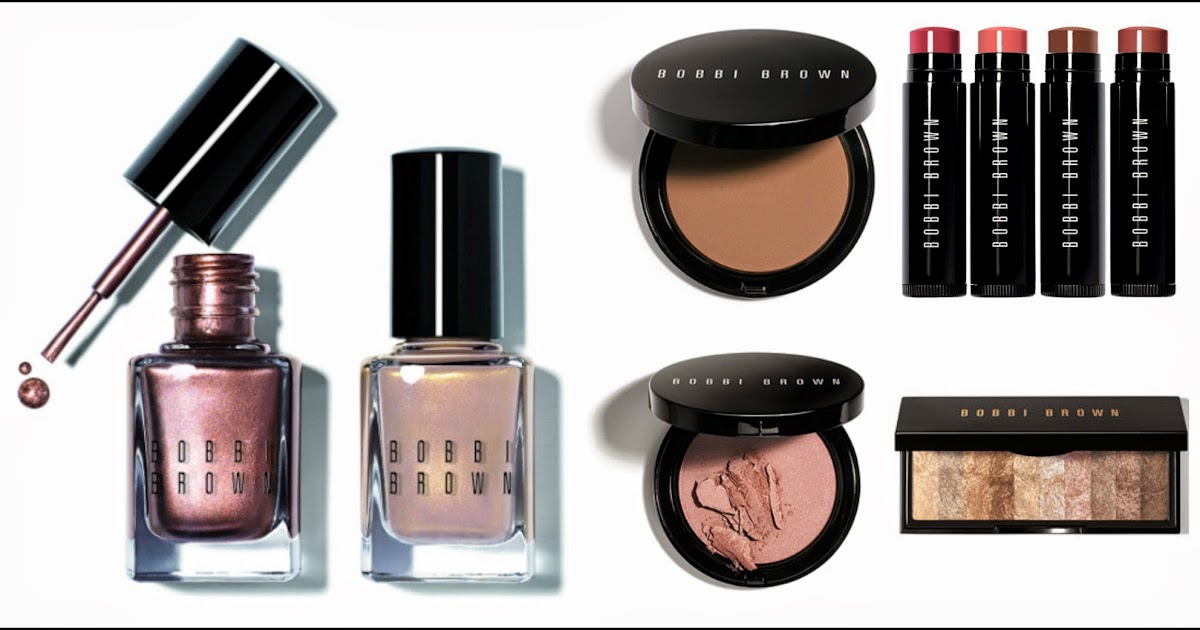 Bobbi Brown Raw Sugar Summer 2014 Makeup Collection forecast