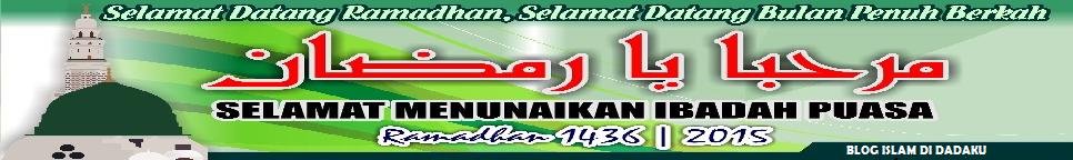 Islam di Dadaku