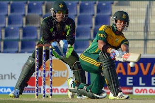 Pakistan vs South Africa 3rd ODI 2013 Scorecard, Pakistan vs South Africa 2013 match result,