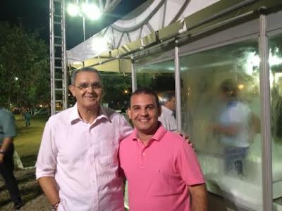 Vereador Max de Zé de Toinho solicita ao Presidente da Cohidro perfuração de poço artesiano no Povoado Sítio Velho.