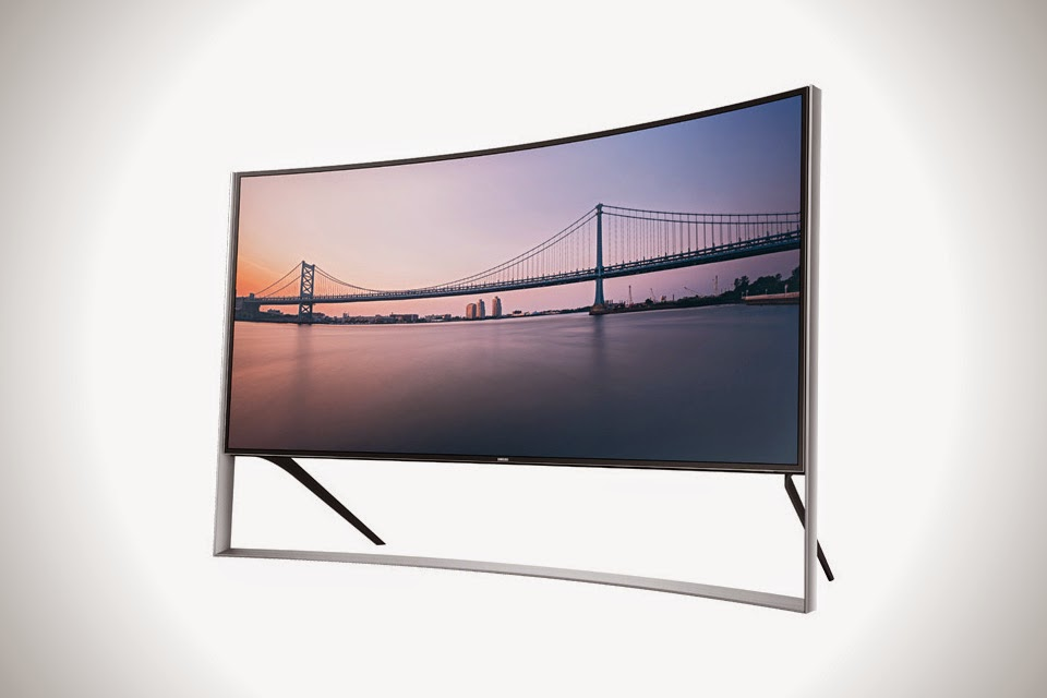 Samsung 105-inch Curved UHD S9 4K TV