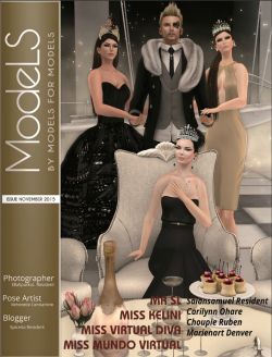 ModeLS November - Blogger of the Month