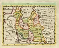 در 1720 میلادی نقشه مستقل بلوچستان