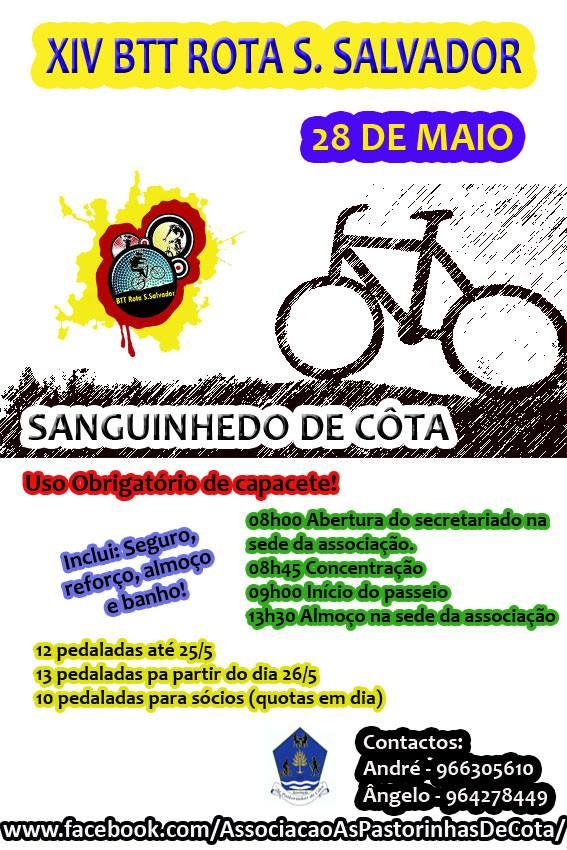28MAI * SANGUINHEDO DE CÔTA