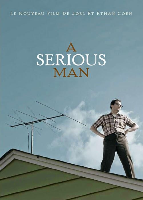 Affiche de A Serious Man, des frères Coen