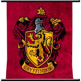harry potter gryffindor crest banner hogwarts