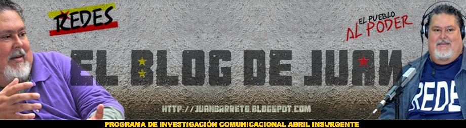 El Blog de Juan Barreto