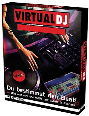 VirtualDJ Home Pro 7 + Serial
