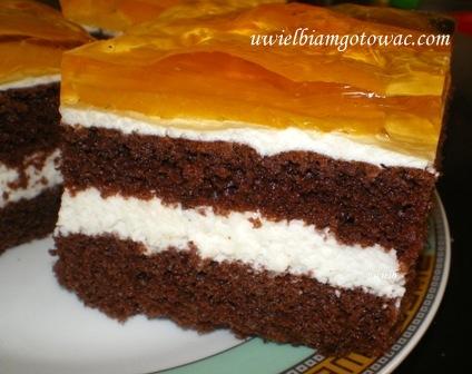 Ciasto Dzień i Noc