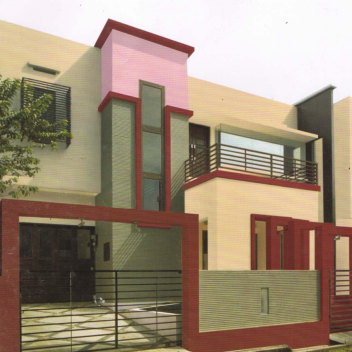 desain rumah minimalis terbaru 2012 semakin beragamnya bentuk rumah