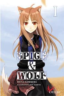 Spice & Wolf 1 - Isuna Hasekura & Jyuu Ayakura