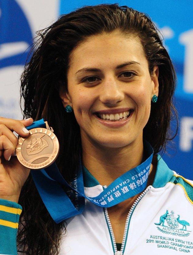 Stephanie rice swimmer