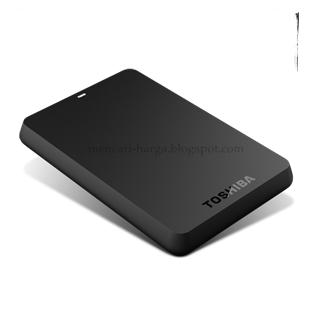Hardisk External Toshiba Canvio 500GB