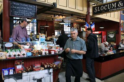 Traditionshändler Slocum & Ferris