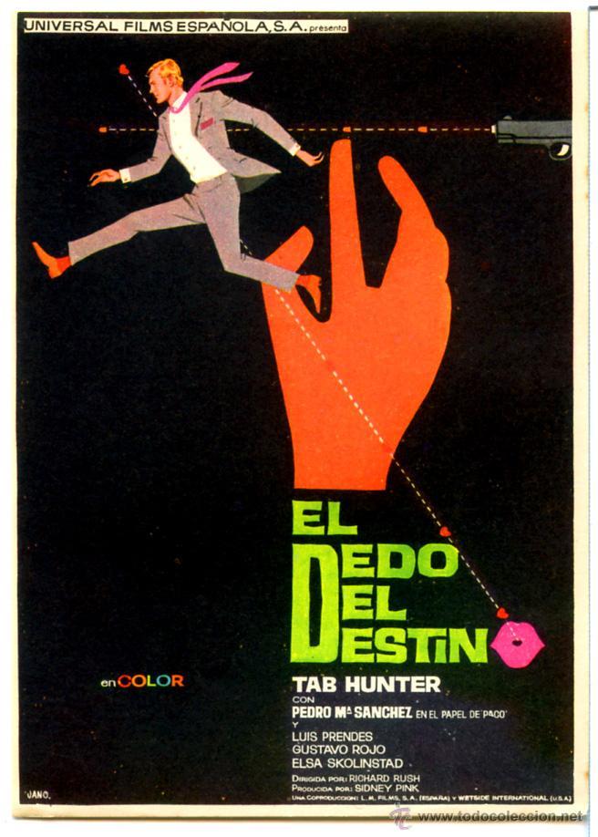 El dedo del destino (1967)