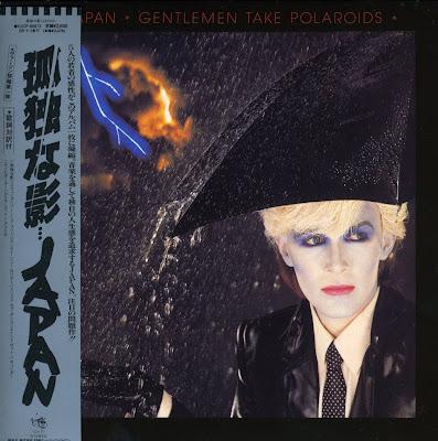 Japan - Gentlemen Take Polaroids (FLAC)