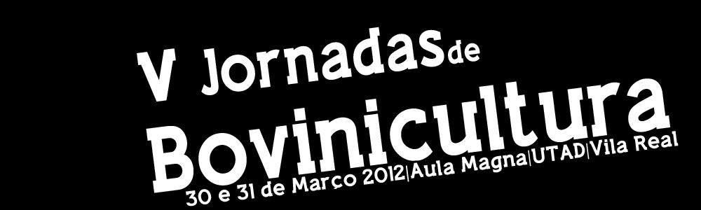 V Jornadas de Bovinicultura