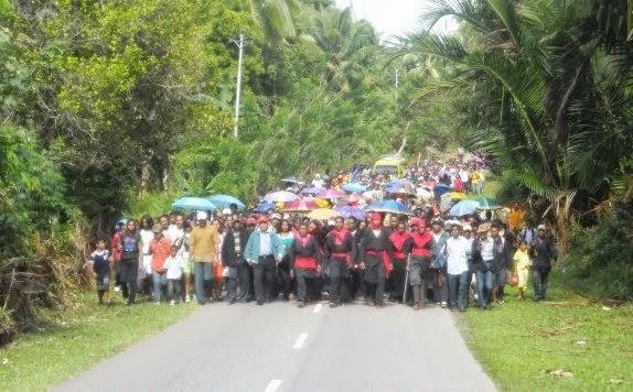 Sejarah Pela Darah Negeri Tihulale - Huku