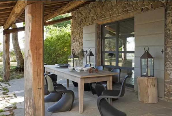 Decandyou ideas de decoraci n y mobiliario para el hogar - Porches de casas rusticas ...