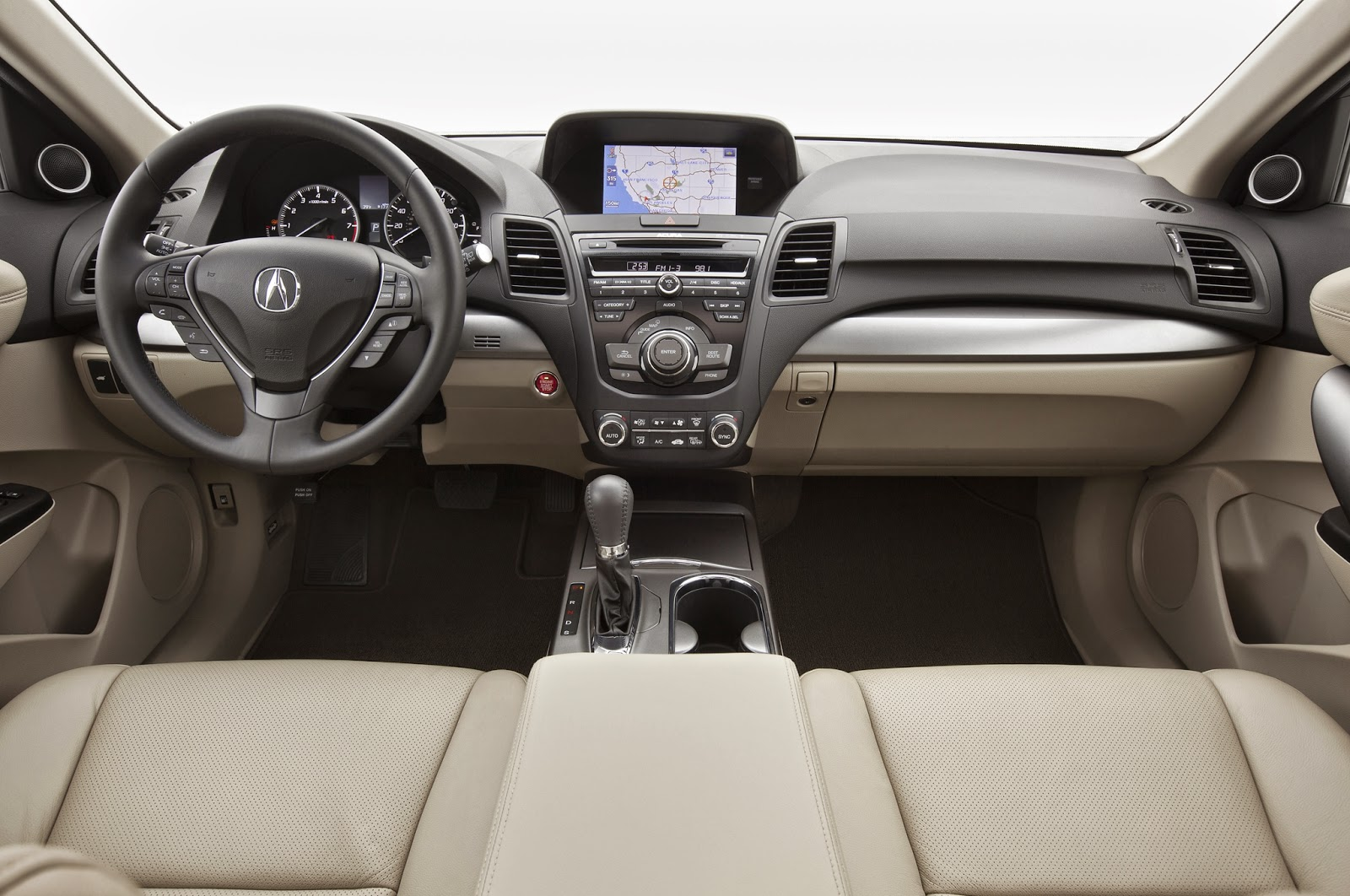2015 Acura RSX Interior