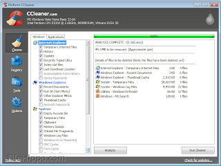 Download free CCleaner 4.04.4197