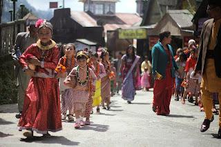 Darjeeling fulpati - phulpati